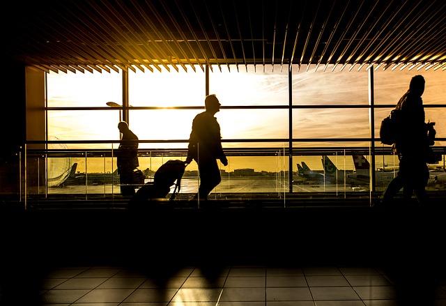 viajes de trabajo y salud laboral