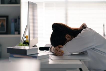 dormir en el trabajo salud laboral