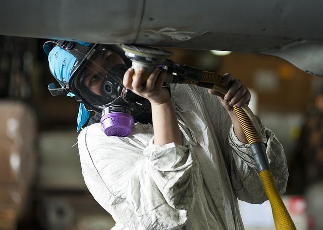 prevención de riesgos laborales equipos de protección respiratoria