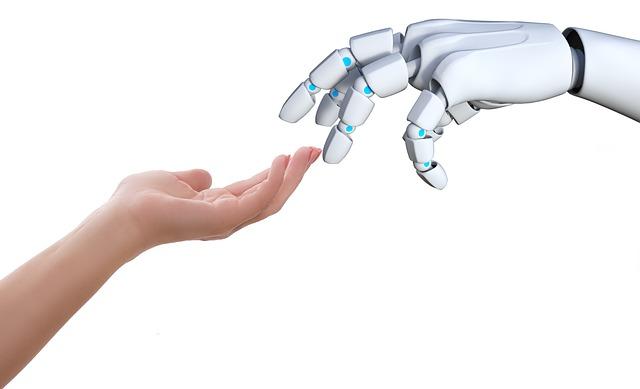 robots y prevención de riesgos laborales