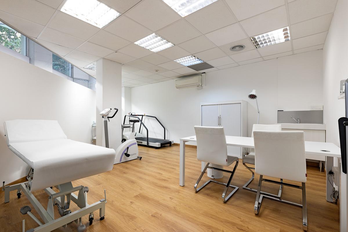 Alquiler consultas centro médico