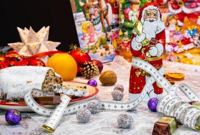 Cómo no engordar más de la cuenta durante las navidades.