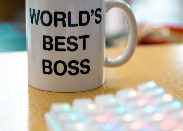 reconocimiento del trabajo de los jefes